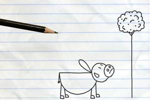 《铅笔画小人20》游戏画面1