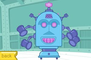 《机器人大集合》游戏画面1