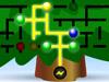 点亮圣诞树彩灯
