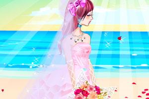 《散落花瓣下的婚礼》游戏画面1