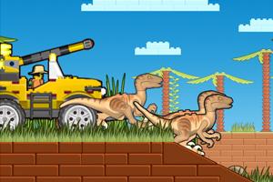 《乐高侏罗纪探秘》游戏画面1