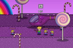 《逃离糖果星球》游戏画面1