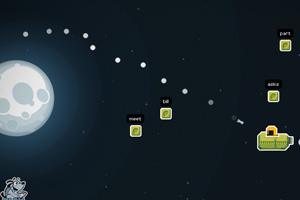 《月亮单词2》游戏画面1
