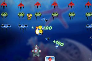 《潜水艇的逆袭》游戏画面1