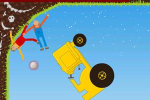 《夺球大战双人版》游戏画面1