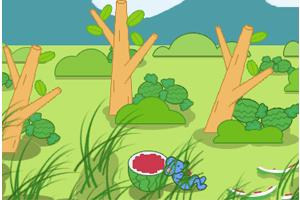 《老鼠西瓜》游戏画面1