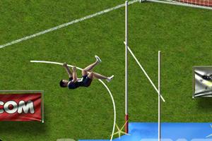 《运动会之撑杆跳》游戏画面1