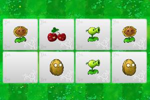 《植物大战僵尸配对》游戏画面1
