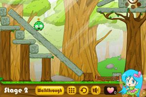 《仙女的小魔棒》游戏画面1