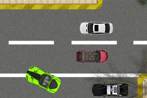 《跑车寻车位》游戏画面1