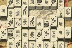 《奇幻纸牌连连看》游戏画面1