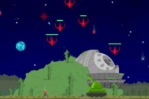 《对空坦克》游戏画面1