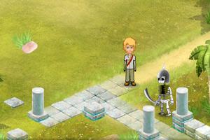 《神秘古城》游戏画面1