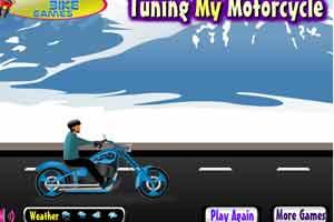 《极限摩托车手》游戏画面1