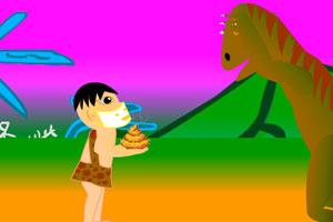 《幽幽战恐龙》游戏画面1