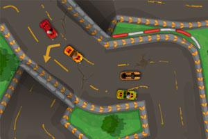 《超级迷你小赛车》游戏画面1