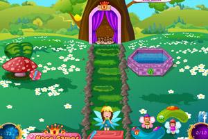 《美丽公主的魔法》游戏画面1