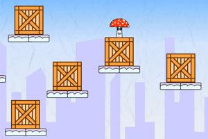 《驼鹿和蘑菇》游戏画面1