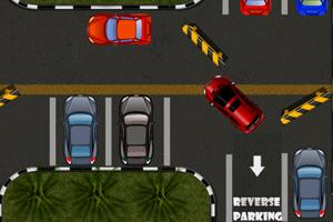 《快速抢车位》游戏画面1