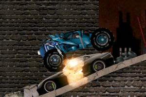 《蝙蝠战车》游戏画面1