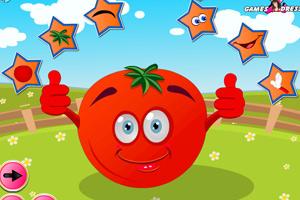 《疯狂的西红柿》游戏画面1