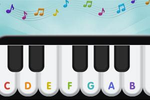 《一起学钢琴》游戏画面1