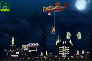 《乐高铁路救援》游戏画面1