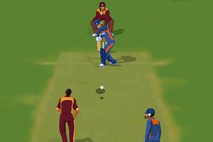 《终极板球大赛》游戏画面1