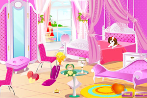 《魔法公主房间》游戏画面1