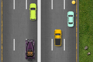 《开老汽车兜风》游戏画面1