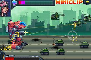 机器人攻城战