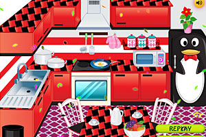 《少女的厨房》游戏画面1