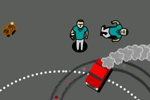 《漂移训练》游戏画面1
