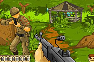 《丛林战士》游戏画面1