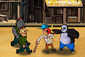 《超级熊猫英雄》游戏画面1