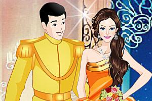 《漂亮的公主新娘》游戏画面1