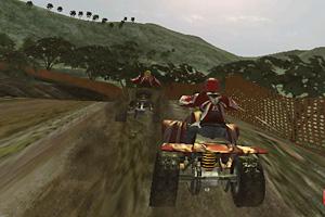 《四轮摩托大赛》游戏画面1