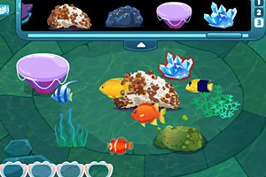 《漂亮的海底世界》游戏画面1