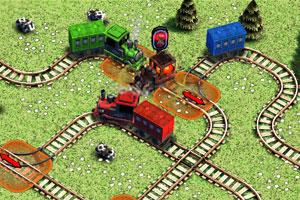 《火车指挥官lite》游戏画面1