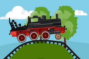 《运煤小火车无敌版》游戏画面1