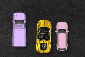 《危险的公路汽车》游戏画面1