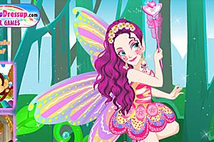 《漂亮的蝴蝶仙子》游戏画面1