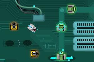《捍卫机器城》游戏画面1