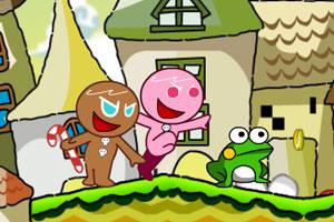 《超级姜饼人2》游戏画面1