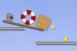 《精钢小铁球》游戏画面1