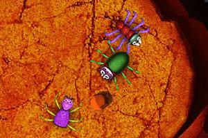 《蜘蛛决斗》游戏画面1