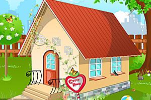 《漂亮的别墅》游戏画面1