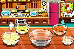 《美味火鸡大餐》游戏画面1