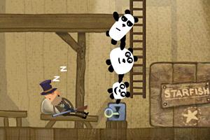 小熊猫逃生记
