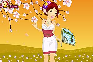 《Cyang传统服饰》游戏画面1